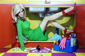 i only want you to love me #4 by miles aldridge