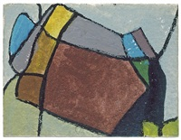 abstraction #3 by arthur dove