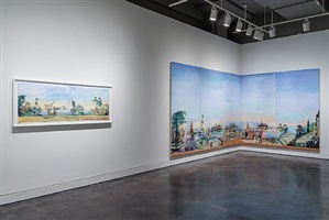 installation view, 2013, works by jane irish by jane irish
