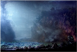 h1145 hawaii 1145d by kim keever