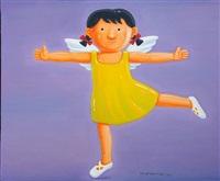 little angel by shen jingdong
