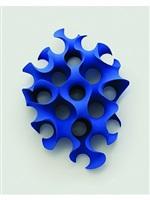 blue form by merete rasmussen