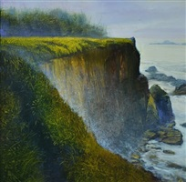 oregon coast heights by david allen dunlop