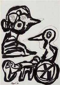 all kindsa ways by karel appel