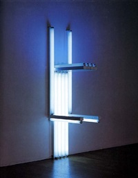 untitled (to lucie rie, master potter) 1c by dan flavin