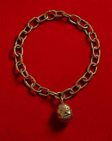 necklace by david shrigley
