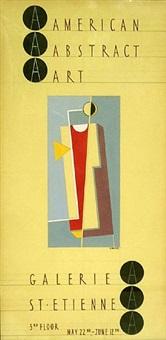 american abstract art exhibition 1940 by john von wicht