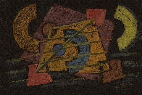 abstraction by werner drewes