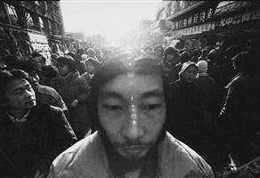 street face no.6 (tianjin, 1988) by mo yi