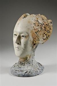cabeza de mujer by susana espinosa