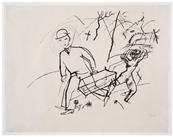 ohne titel by george grosz
