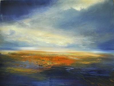 skies over the sound by david allen dunlop