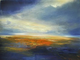 skies over the sound by david allen dunlop