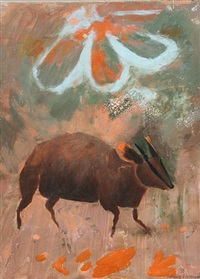muntjac the rib-faced deer by mary newcomb