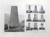 cooling towers by bernd and hilla becher
