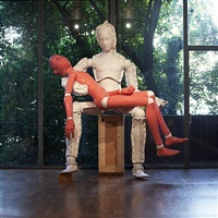pieta:self-death by lee yong baek