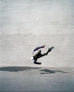 la chute, sans titre nº13 by denis darzacq