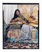 harem revisited #32b by lalla essaydi