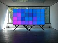 horizontal technicolour by angela bulloch