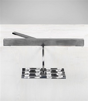 table piece xlvii by anthony caro