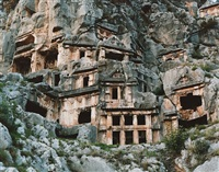 myra, turkey by domingo milella