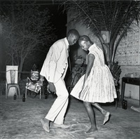 christmas eve by malick sidibé