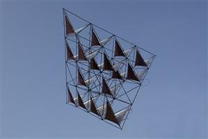 solar bell m by tomas saraceno