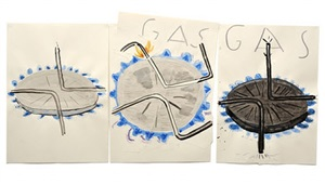gas 1-3 by rose wylie