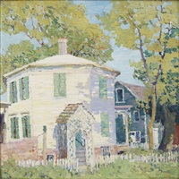 octagon house, provincetown by houghton cranford smith