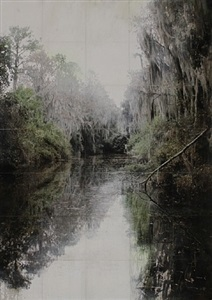 creeper lagoon #20 by john folsom