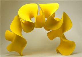 yellow form by merete rasmussen