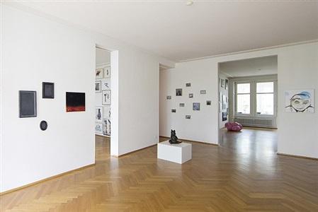 ausstellungsansicht/exhibition view<br>20 jahre tony wuethrich galerie