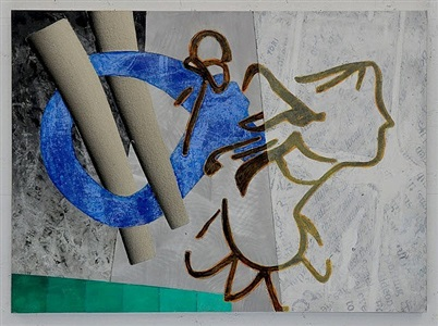 lady blue by zigi ben-haim