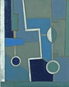 blue amalgam by tim woolcock