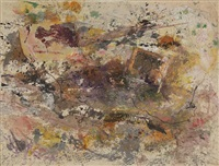 untitled (from dust series) by carolee schneemann