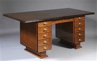 desk by jules leleu
