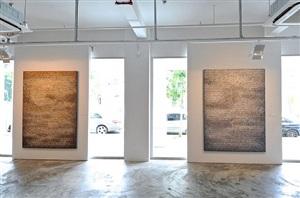 installation view - chun kwang young: assemblage 5 by chun kwang young