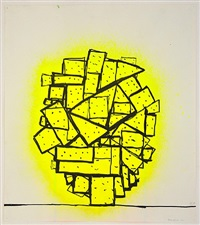 atomic drawing by david batchelor