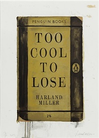 too cool to lose by harland miller