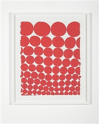 untitled (red) by david austen