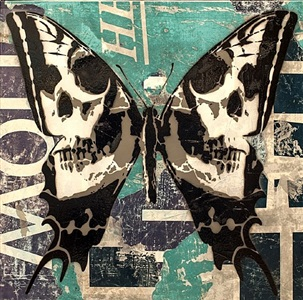 calvariam papilio blue by rich simmons