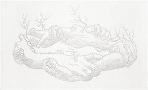 untitled 2 (series hauptpunkt) by amparo sard
