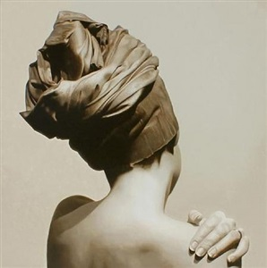 tilted turban by toby boothman