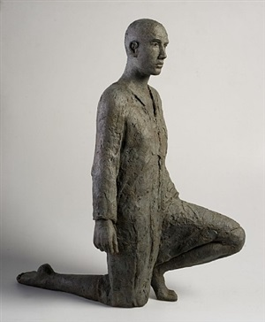 bronze #105 by hanneke beaumont