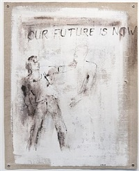 our future is now by leon golub