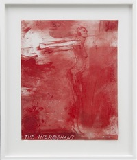 the hierophant by leon golub