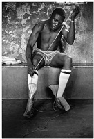 from the series boxers by philippe bordas