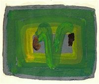 lotus by howard hodgkin