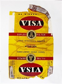 visa by peter blake