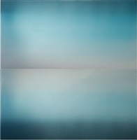 hakanai fleeting sea sky blue by miya ando
